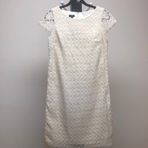 NWT TALBOTS LACE DRESS